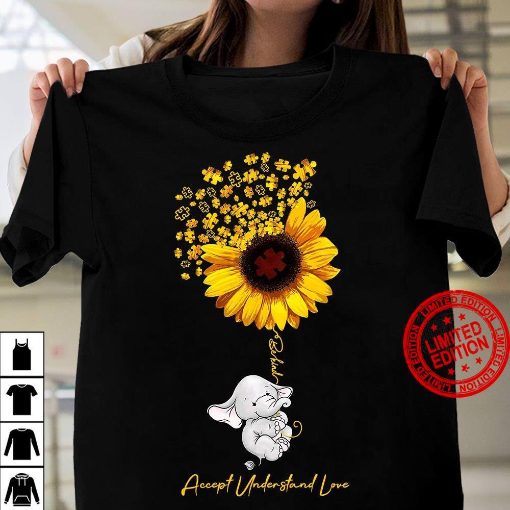 Be Kind Accept Understand Love Shirt