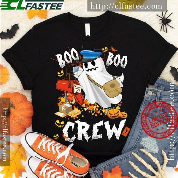 Boo Boo Crew Black Shirt