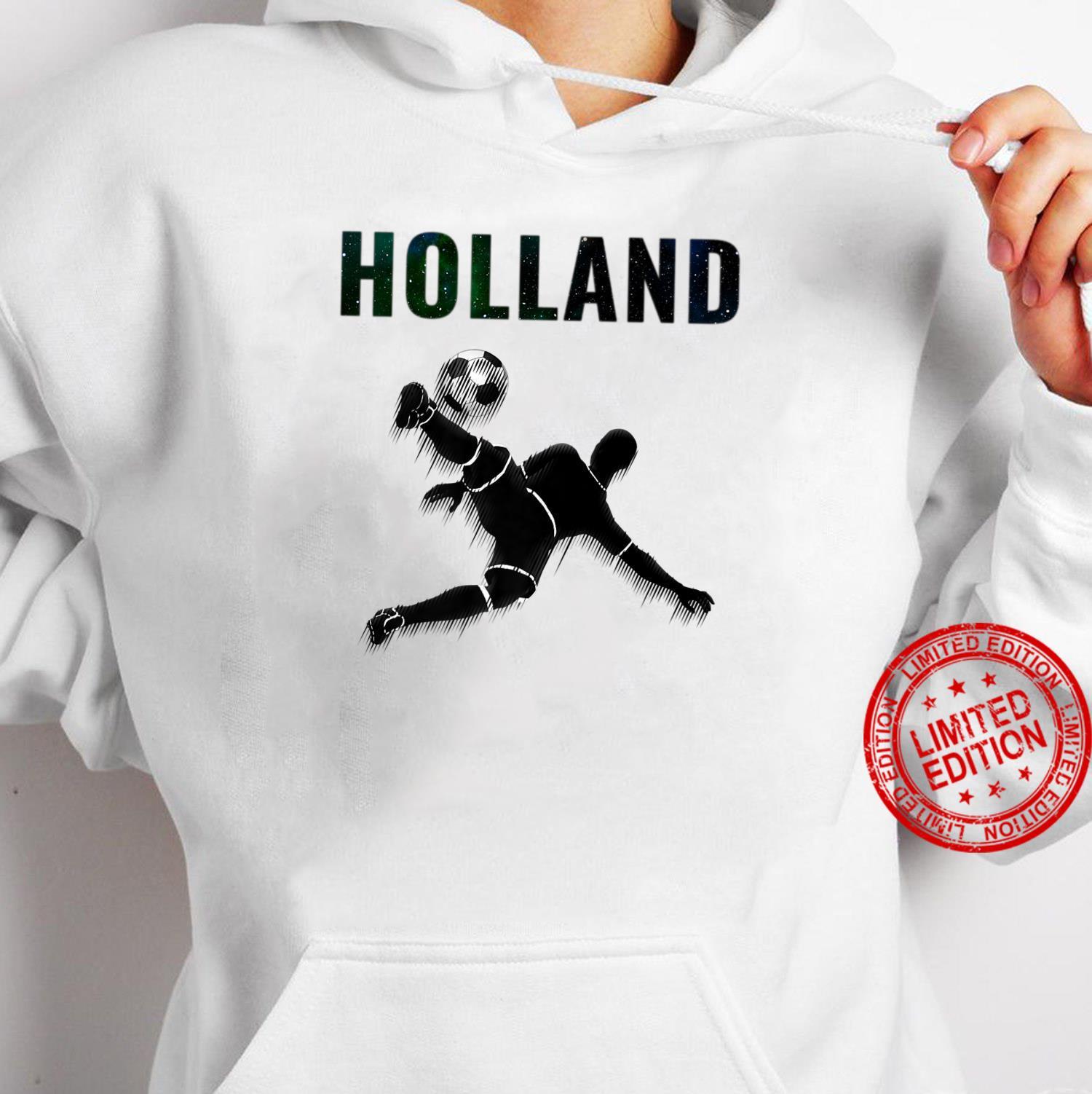 Holland Oranje T-shirt Netherlands Soccer Voetball 2020 Shirt hoodie