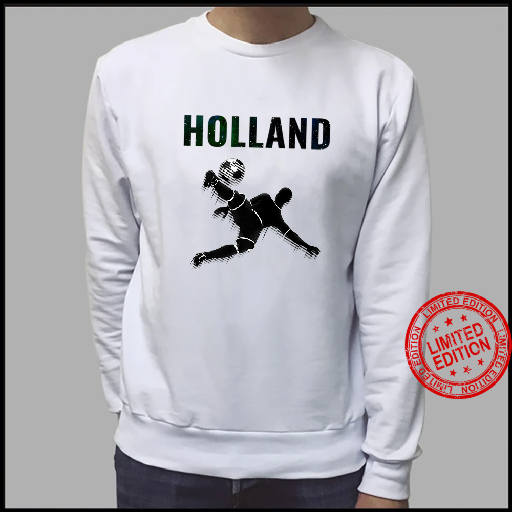 Holland Oranje T-shirt Netherlands Soccer Voetball 2020 Shirt sweater
