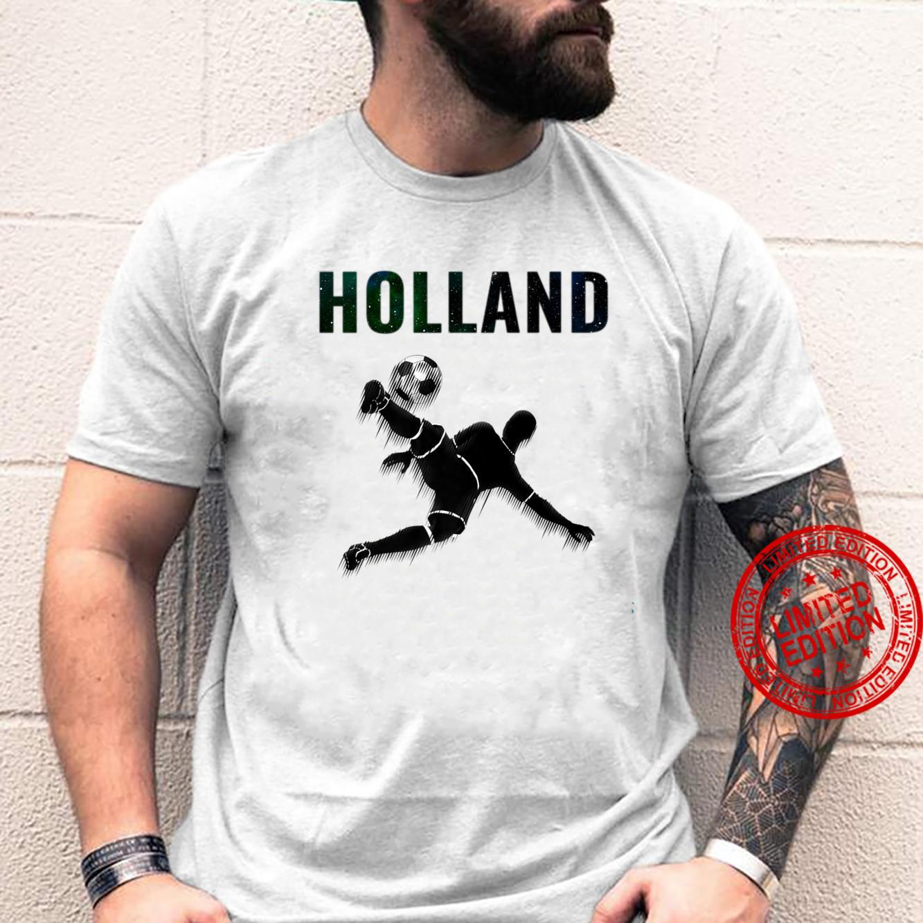 Holland Oranje T-shirt Netherlands Soccer Voetball 2020 Shirt