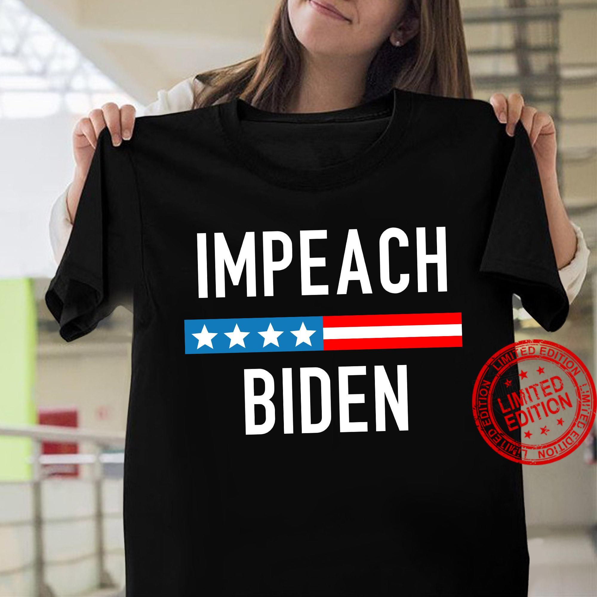 Impeach Biden Shirt