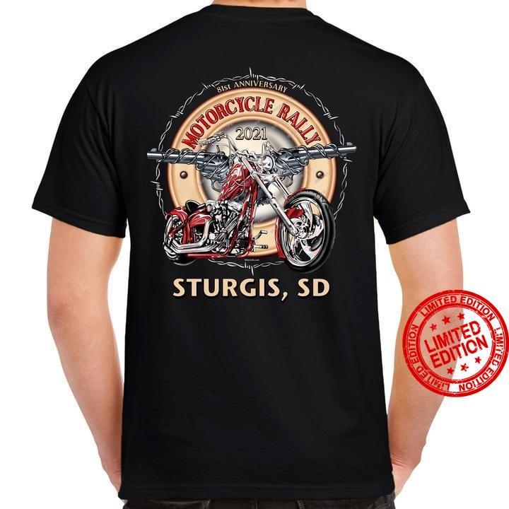Motorcycle Rally Sturgis Sd Shirt