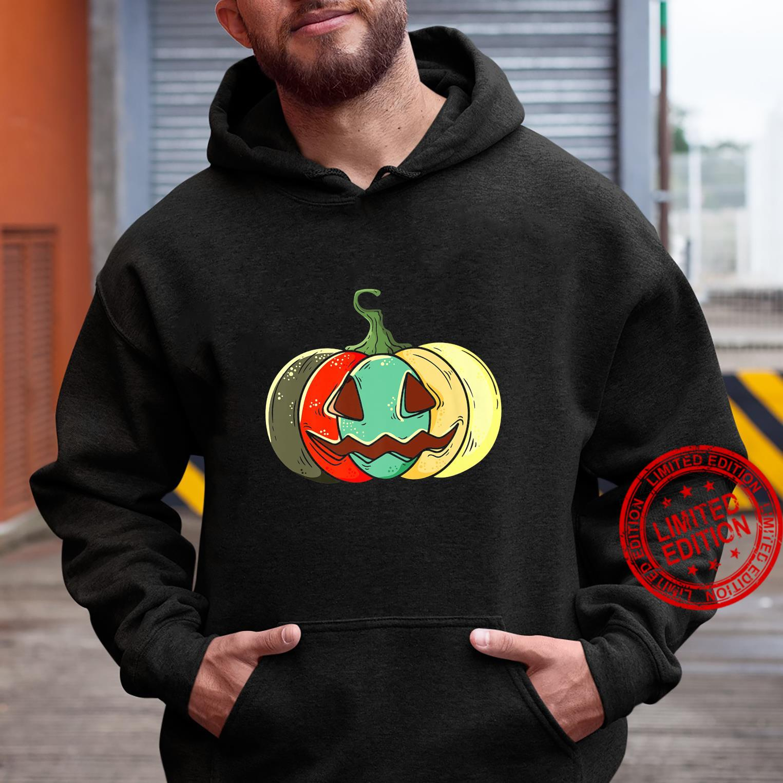 Retro Pumpkin Shirt hoodie