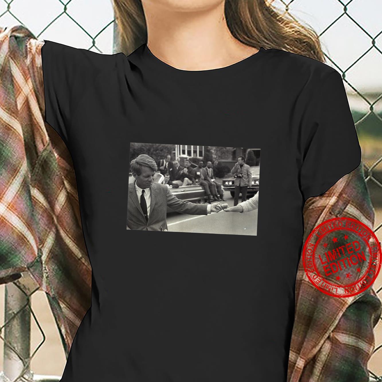 Robert F. Kennedy the Hero We Needed Shirt ladies tee