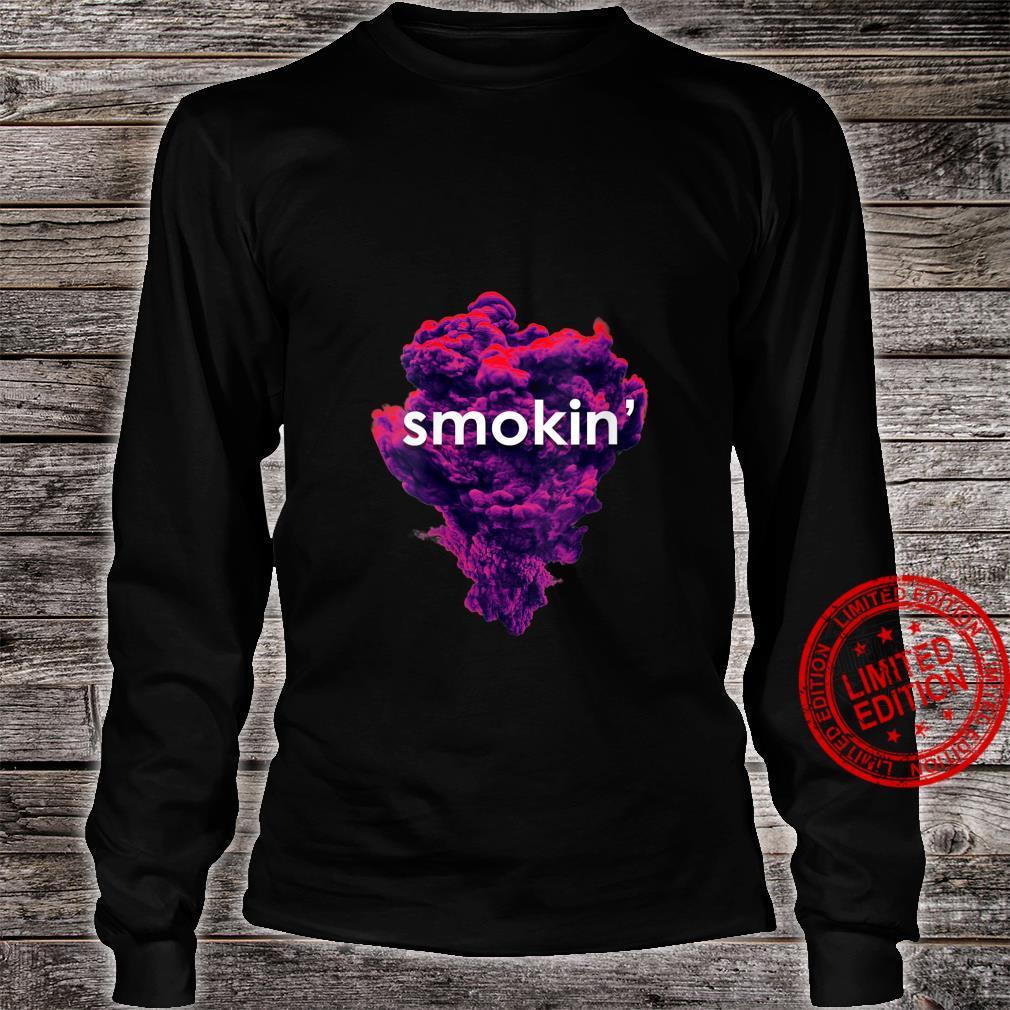 Smokin Weed Marijuana Bud THC Cannabis Pot Shirt long sleeved