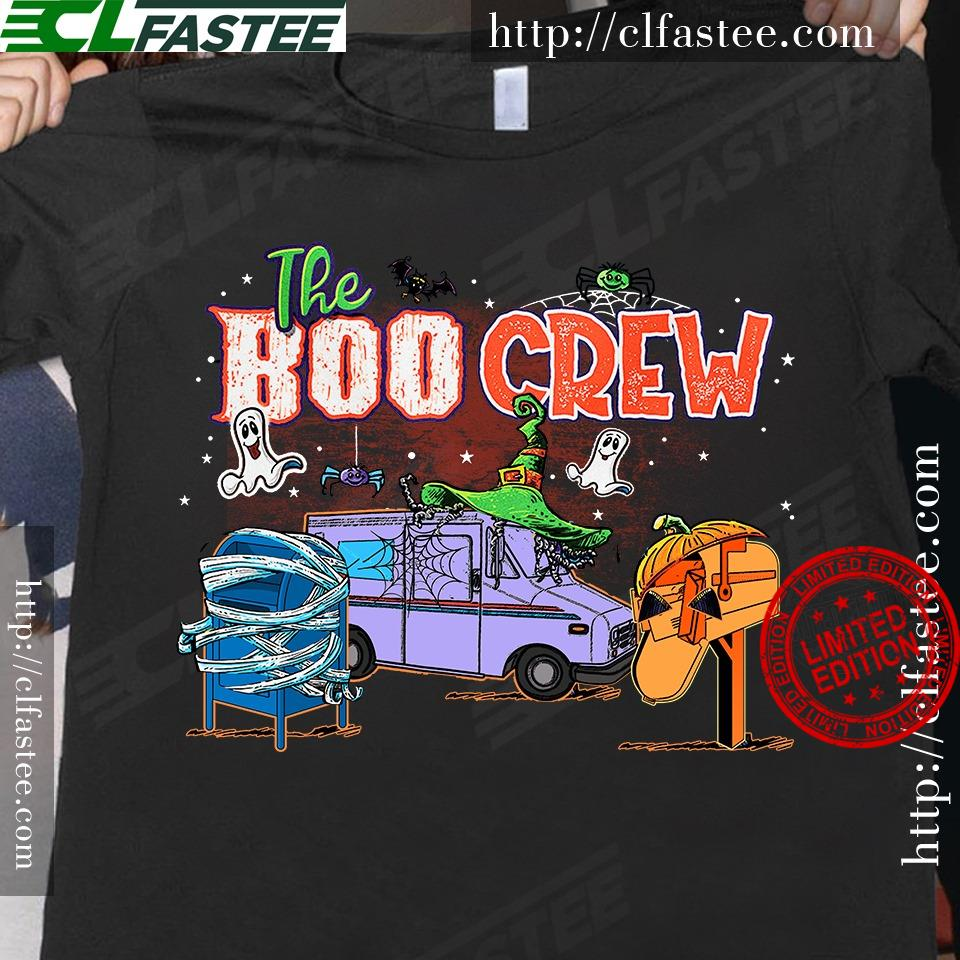 The Boo Crew Nurse Shirt