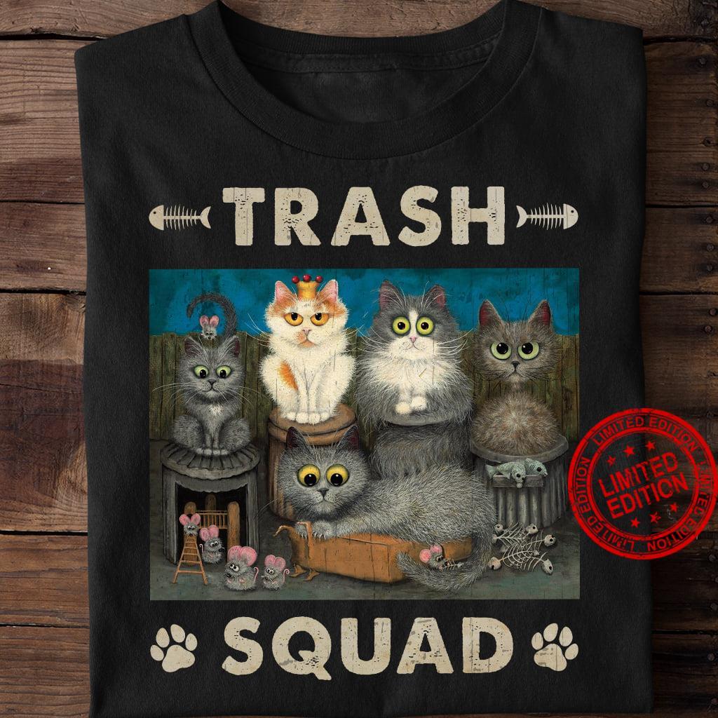 Trash Squad Shirt