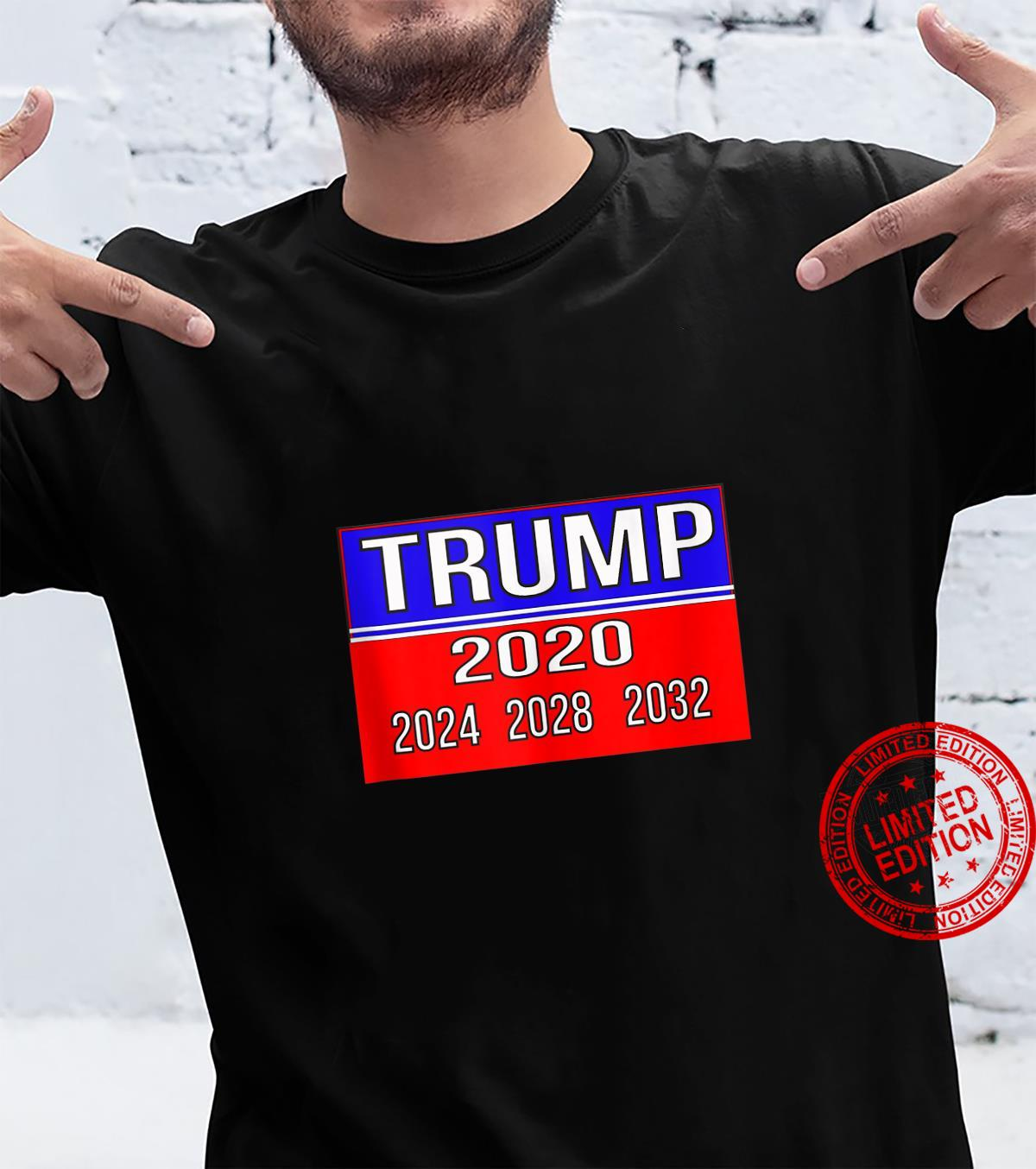 Trump 2020 And Beyond Great Shirt